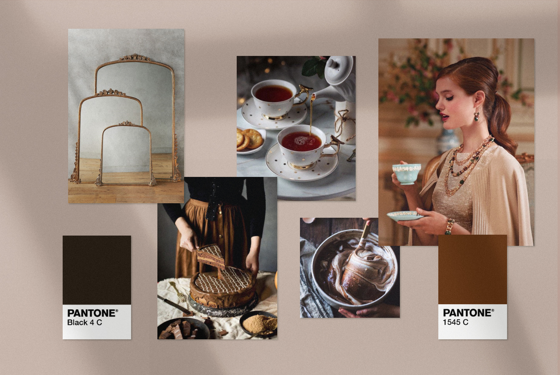 Brand design for Pastry Shop
