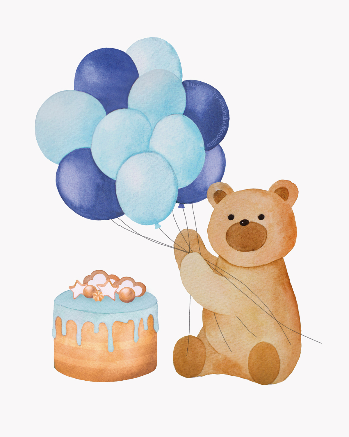 Alexandra-Motovilina_Christies-Bakery_Birthday-bear