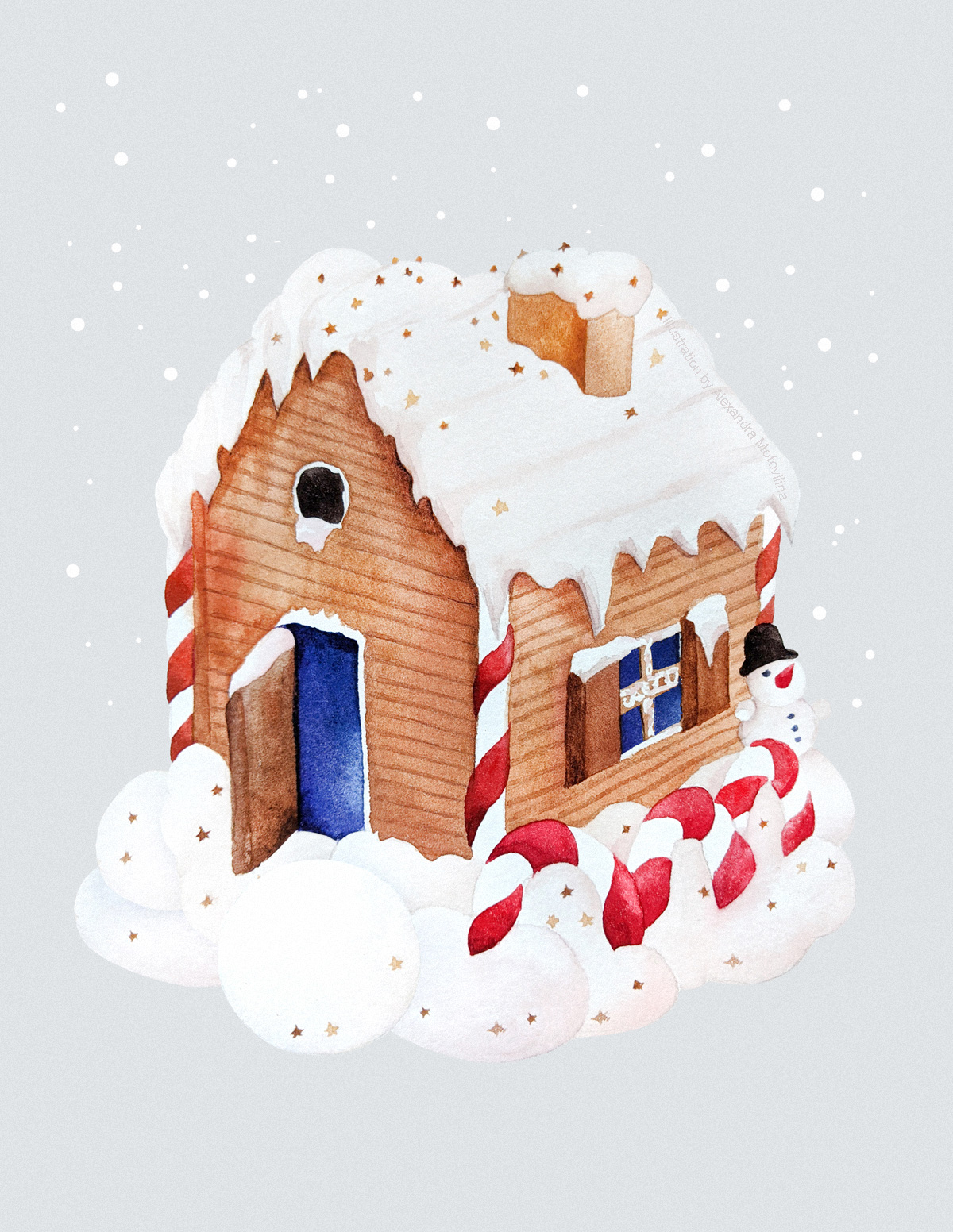 Alexandra-Motovilina_Christies-Bakery_Gingerbread-Christmas-Home