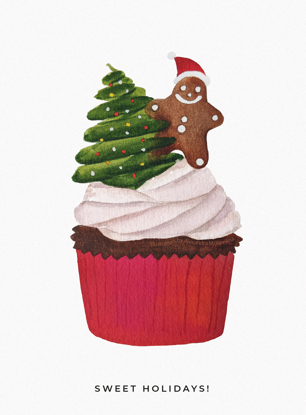 Alexandra-Motovilina_Christmas-Illustration_Gingerbread-Men