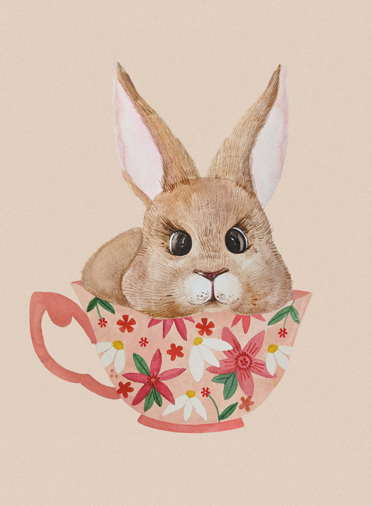 Alexandra-Motovilina_Summer-Illustration_Easter-rabbit