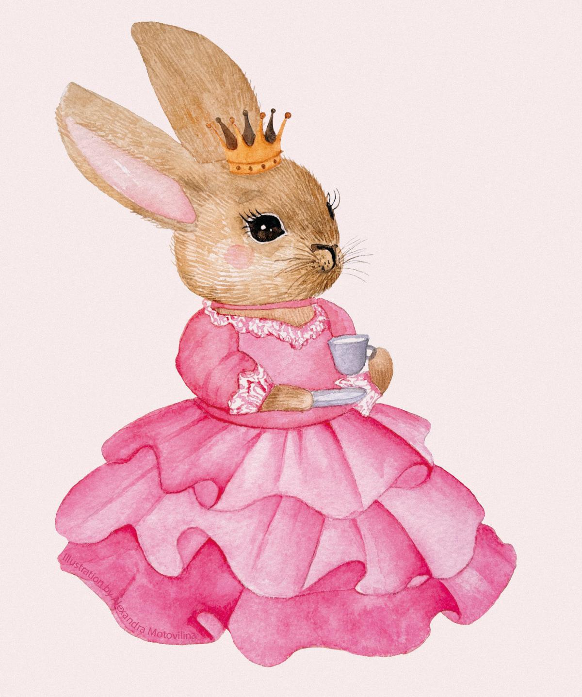 Alexandra-Motovilina_Rabbit-Princess