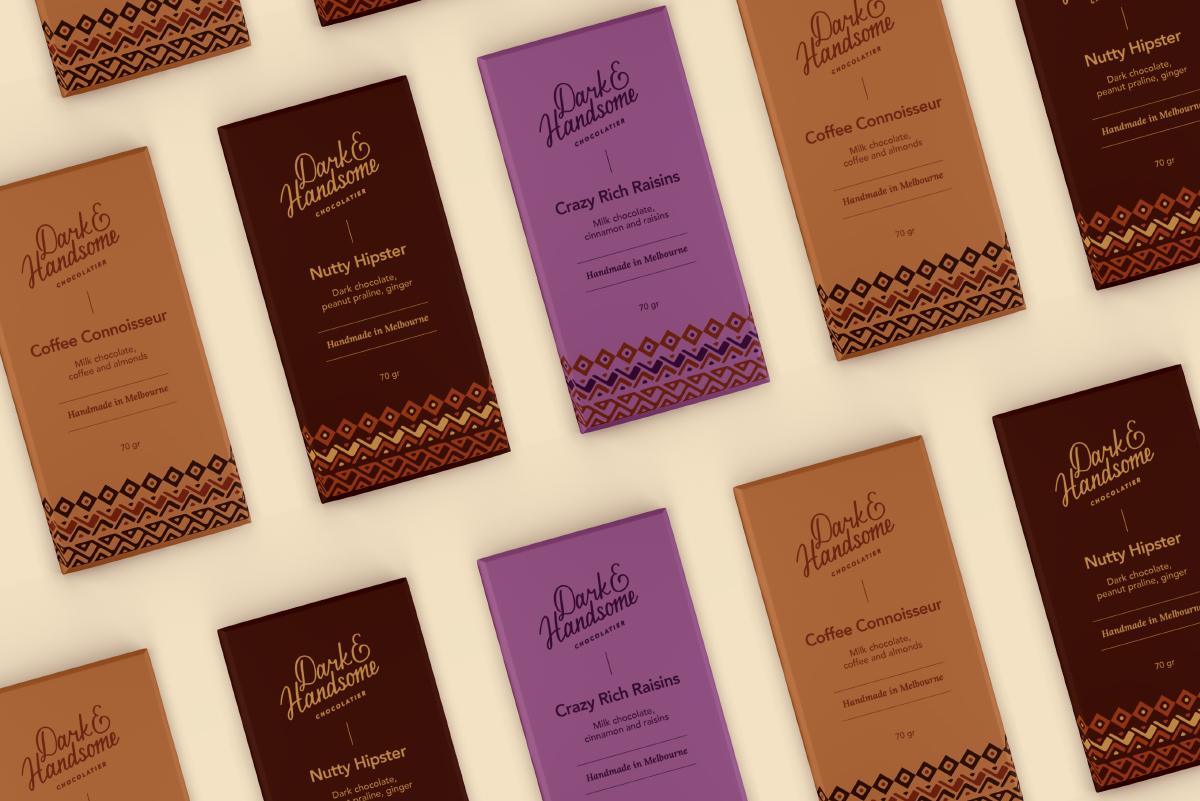 Dark and Handsome Chocolatier
