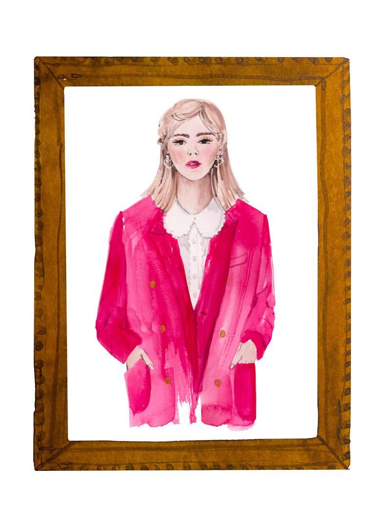 Pink-blaiser-girl
