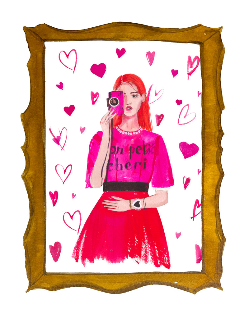 Pink-hearts-girl